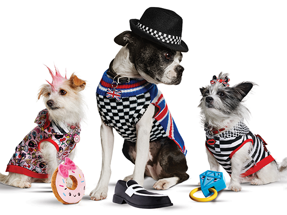 former shelter pets model harajuku lovers by gwen petco