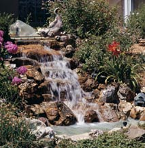Creating A Beautiful Waterfall In Your Pond Takes Careful Planning